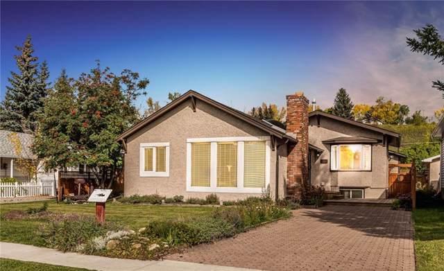 154 Elma Street, Okotoks, AB T1S 1H8 (#C4268292) :: Redline Real Estate Group Inc