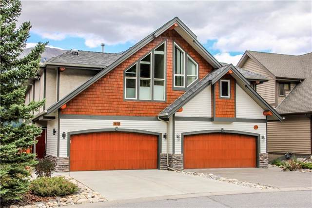 169B Morris, Canmore, AB T1W 2W7 (#C4268297) :: Canmore & Banff