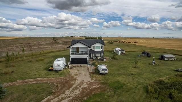 370240 208 Street E, Rural Foothills County, AB T1V 1N3 (#C4268298) :: Virtu Real Estate