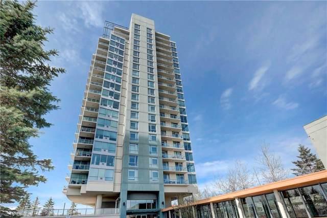 55 Spruce Place SW #2106, Calgary, AB T3C 3X5 (#C4268328) :: Virtu Real Estate