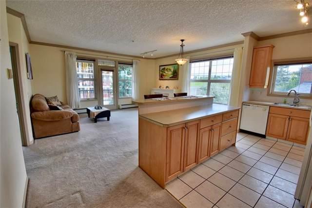 495 78 Avenue SW #207, Calgary, AB T2V 5K5 (#C4268365) :: Redline Real Estate Group Inc