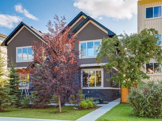 1331 17 Avenue NW #2, Calgary, AB T2M 0R2 (#C4268382) :: Redline Real Estate Group Inc