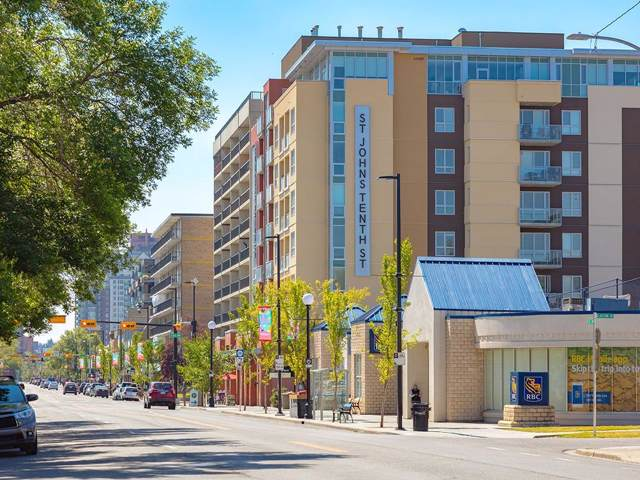 1110 3 Avenue NW #703, Calgary, AB T2N 4J3 (#C4268396) :: Calgary Homefinders