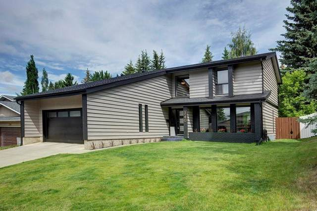 240 Pump Hill Crescent SW, Calgary, AB T2V 4L5 (#C4268404) :: Redline Real Estate Group Inc