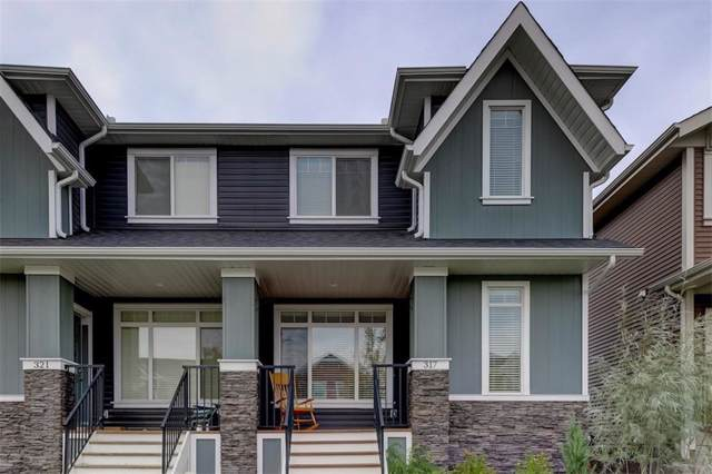 317 Fireside Boulevard, Cochrane, AB T4C 0Z3 (#C4268420) :: Redline Real Estate Group Inc