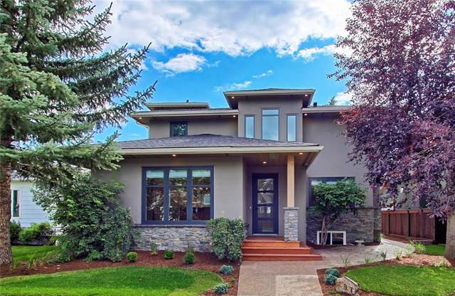 707 Alexander Crescent NW, Calgary, AB T2M 3H2 (#C4268423) :: Redline Real Estate Group Inc