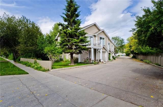 320 First Street E #5, Cochrane, AB T4C 1Z2 (#C4268425) :: Calgary Homefinders