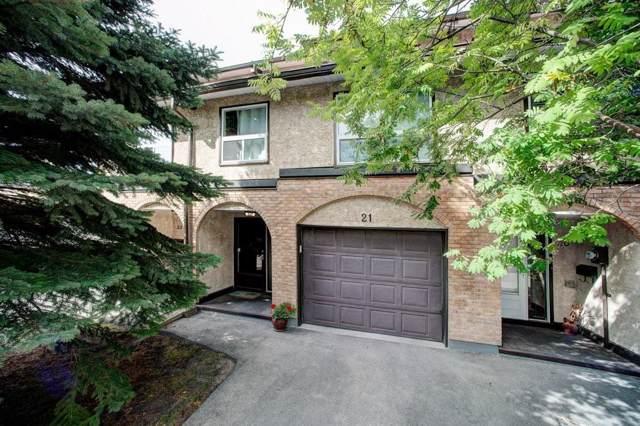 1011 Canterbury Drive SW #21, Calgary, AB T2W 2S8 (#C4268430) :: Virtu Real Estate