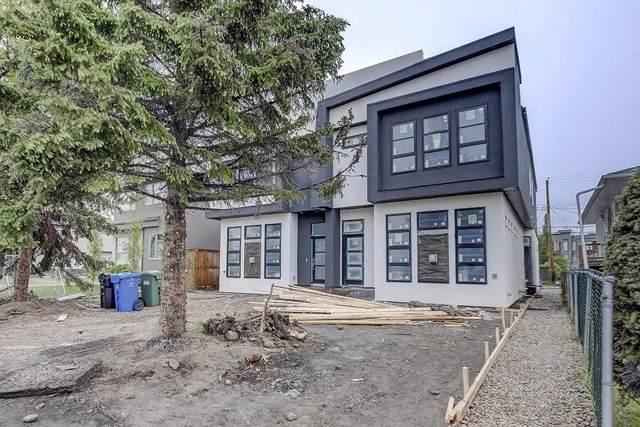 139 24 Avenue NE #1, Calgary, AB T2E 1W7 (#C4268437) :: Virtu Real Estate