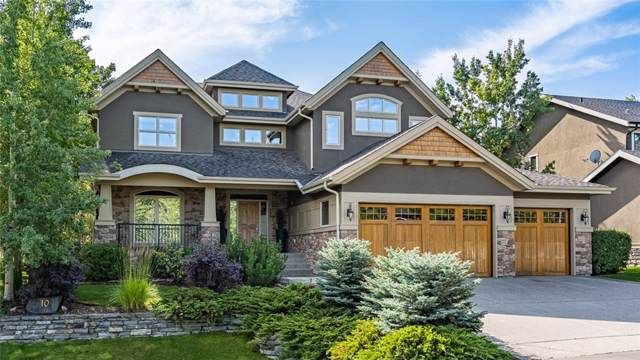 10 Wentwillow Lane SW, Calgary, AB T3H 5W7 (#C4268466) :: The Cliff Stevenson Group