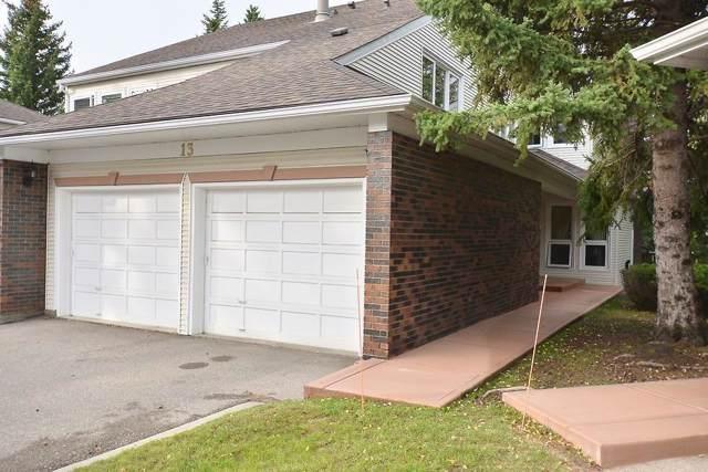 275 Woodridge Drive SW #13, Calgary, AB T2W 4S4 (#C4268471) :: Redline Real Estate Group Inc