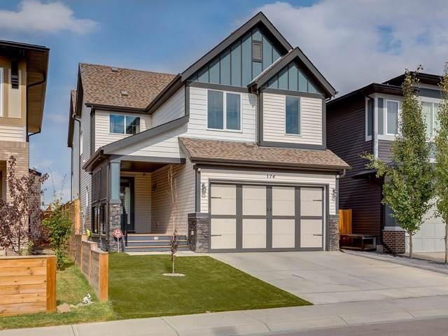 174 Reunion Green NW, Airdrie, AB T4B 3W3 (#C4268475) :: Redline Real Estate Group Inc