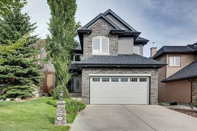 256 Cougar Ridge Drive SW, Calgary, AB T3H 5R9 (#C4268476) :: Virtu Real Estate