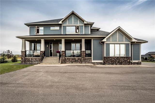 202 Green Haven Court, Rural Foothills County, AB T1S 0L9 (#C4268485) :: Virtu Real Estate