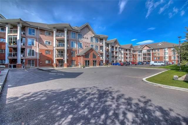 8535 Bonaventure Drive SE #350, Calgary, AB T2H 3A1 (#C4268504) :: Redline Real Estate Group Inc