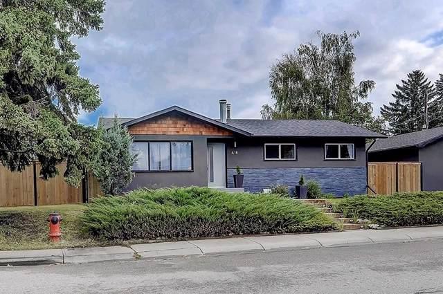 618 94 Avenue SE, Calgary, AB T2J 0E9 (#C4268506) :: Redline Real Estate Group Inc