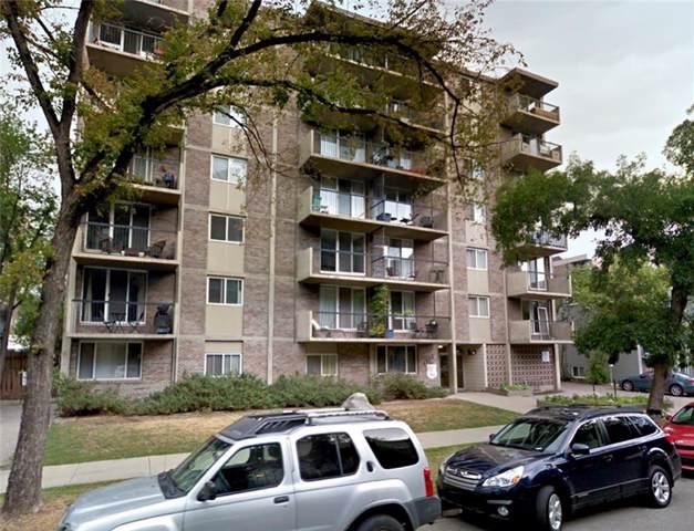 1312 13 Avenue SW #306, Calgary, AB T3C 0T3 (#C4268520) :: Calgary Homefinders