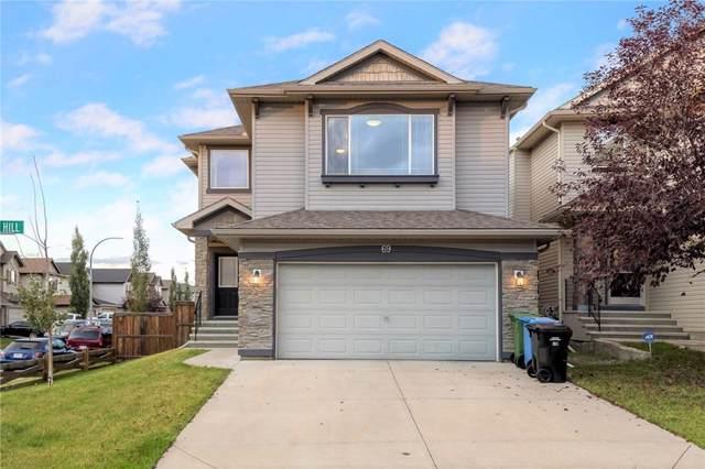 69 Pantego Hill(S) NW, Calgary, AB T3K 0B7 (#C4268522) :: Virtu Real Estate