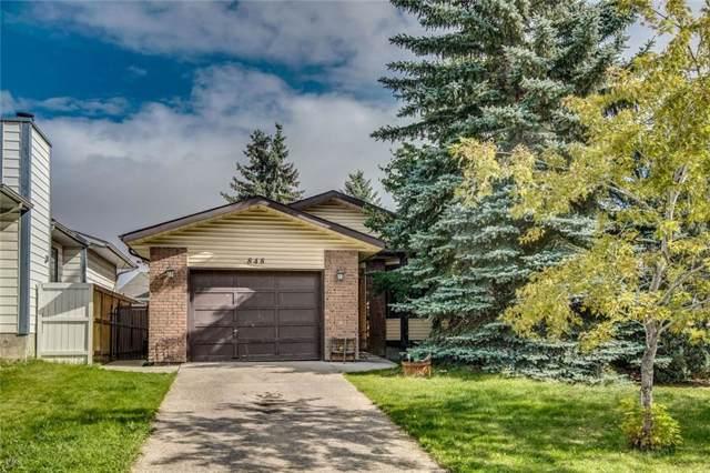 848 Riverbend Drive SE, Calgary, AB T2C 3N5 (#C4268532) :: Redline Real Estate Group Inc