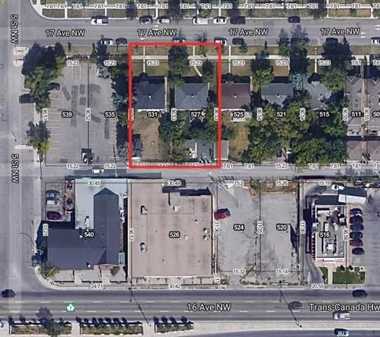 17 Avenue NW 527 & 531, Calgary, AB T2M 0N4 (#C4268542) :: The Cliff Stevenson Group