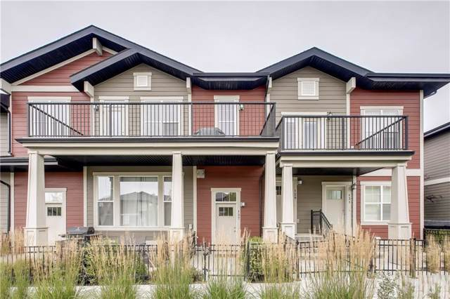 127 Cranford Walk/Walkway SE, Calgary, AB T3M 1R5 (#C4268543) :: Virtu Real Estate