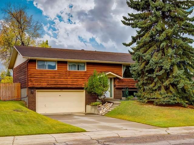 160 Lake Bonavista Drive SE, Calgary, AB T2J 3T1 (#C4268547) :: Redline Real Estate Group Inc