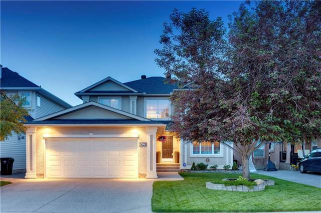 54 Simcoe Crescent SW, Calgary, AB T3H 4K7 (#C4268548) :: Virtu Real Estate