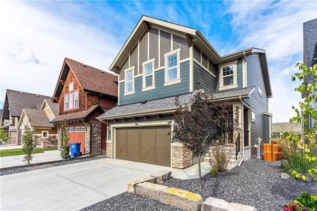 86 Riviera View, Cochrane, AB T4C 0Y7 (#C4268550) :: Calgary Homefinders
