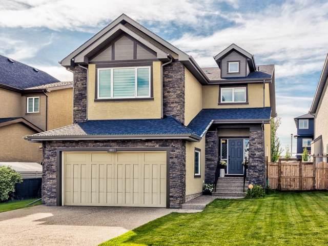 601 Marina Drive, Chestermere, AB T1X 0N9 (#C4268551) :: Calgary Homefinders