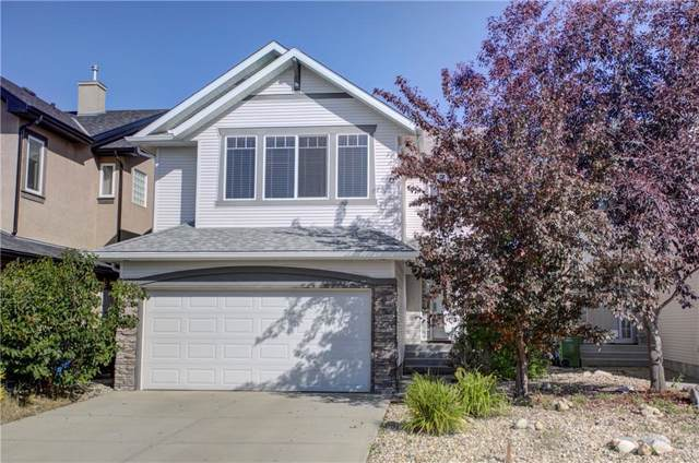 143 Cougarstone Square SW, Calgary, AB T3H 5J4 (#C4268566) :: Calgary Homefinders