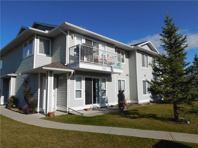 601 19 Street SE #104, High River, AB T1V 1V2 (#C4268567) :: Redline Real Estate Group Inc