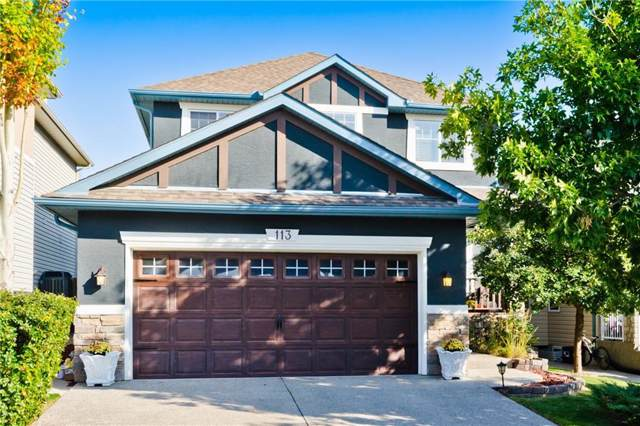 113 Hidden Creek Heights NW, Calgary, AB T3A 6K9 (#C4268581) :: The Cliff Stevenson Group