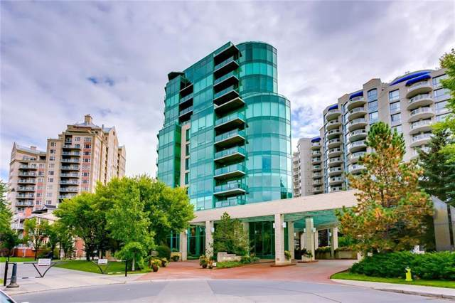 837 2 Avenue SW #404, Calgary, AB T2P 0E6 (#C4268603) :: Redline Real Estate Group Inc
