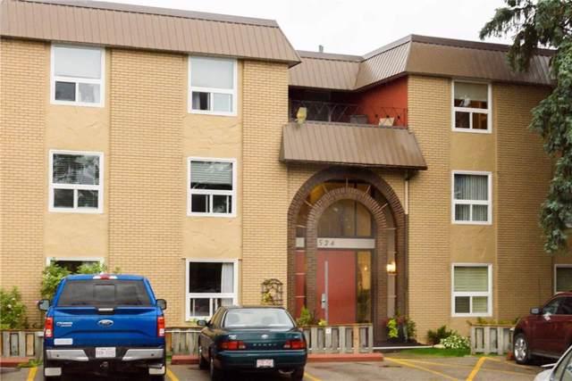 524 Cedar Crescent SW #202, Calgary, AB T2C 2Y8 (#C4268622) :: Virtu Real Estate