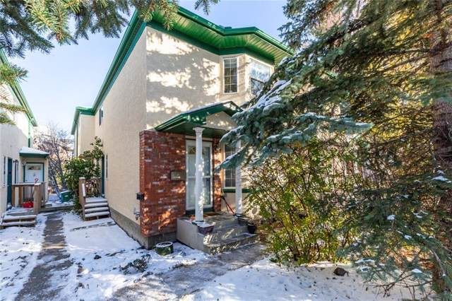 1912 25 Street SW #1, Calgary, AB T3E 1W9 (#C4268628) :: Redline Real Estate Group Inc