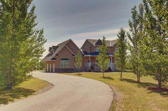 33 Ravencrest Drive, Rural Foothills County, AB T1S 0E8 (#C4269644) :: Redline Real Estate Group Inc