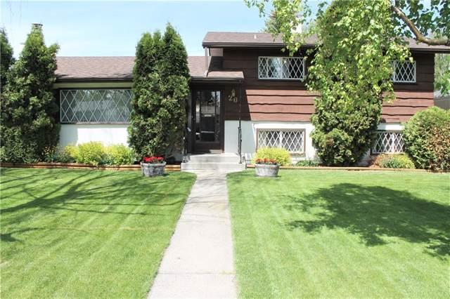 20 Kingsland Place SW, Calgary, AB T2V 2J9 (#C4269655) :: The Cliff Stevenson Group