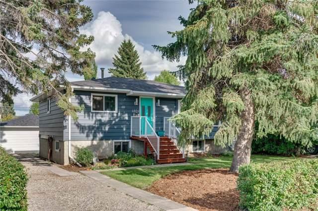 4824 Montana Crescent NW, Calgary, AB T3B 1E8 (#C4269675) :: Redline Real Estate Group Inc