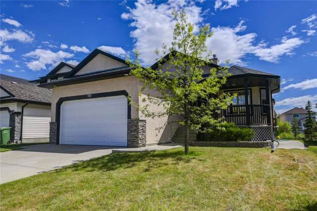 110 West Creek Springs, Chestermere, AB T1X 1N7 (#C4269701) :: Virtu Real Estate