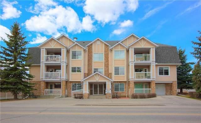 4507 45 Street SW #211, Calgary, AB T3E 6K7 (#C4269706) :: Redline Real Estate Group Inc