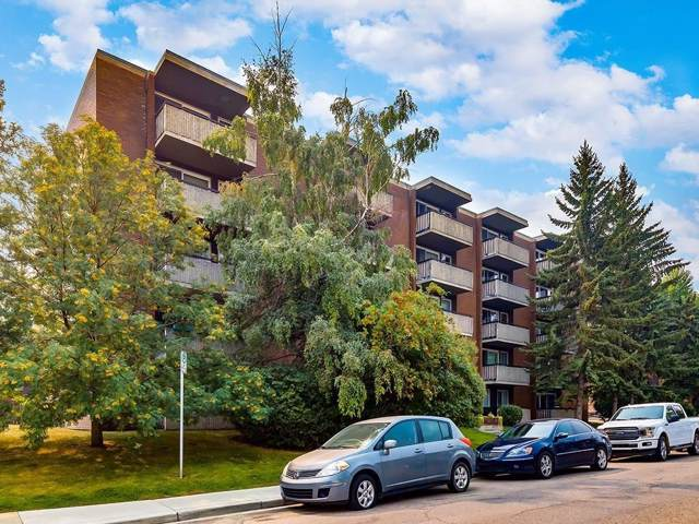 903 19 Avenue SW #104, Calgary, AB T2T 0H8 (#C4269724) :: Redline Real Estate Group Inc