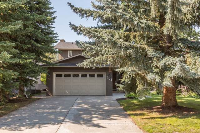 208 Pump Hill Garden(S) SW, Calgary, AB T2V 4M6 (#C4269835) :: The Cliff Stevenson Group