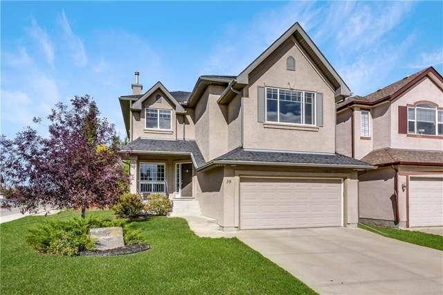 38 Tuscany Estates Drive NW, Calgary, AB T3L 2Z7 (#C4269885) :: Redline Real Estate Group Inc