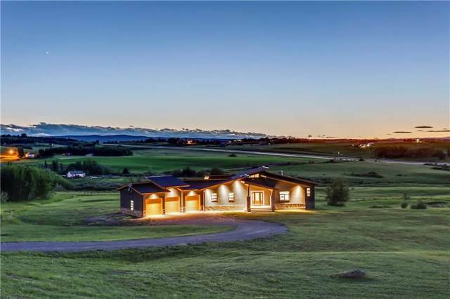23 Red Willow Crescent W, Rural Foothills County, AB T1S 3J7 (#C4269908) :: Redline Real Estate Group Inc