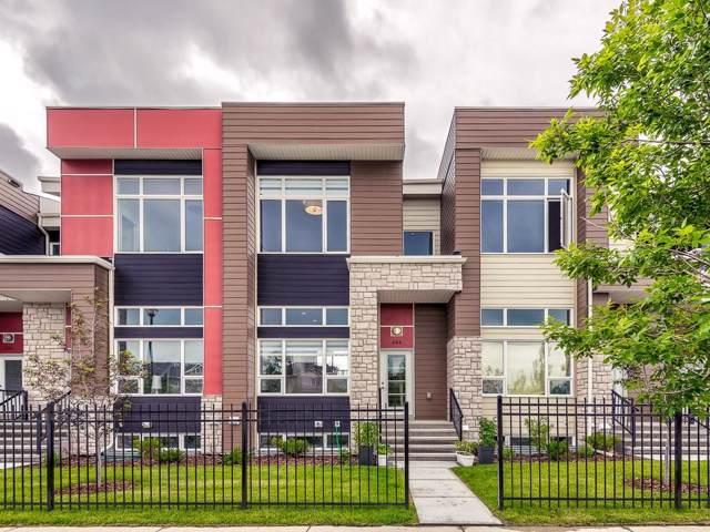 1530 Bayside Avenue SW #404, Airdrie, AB T4B 4B5 (#C4269914) :: Redline Real Estate Group Inc