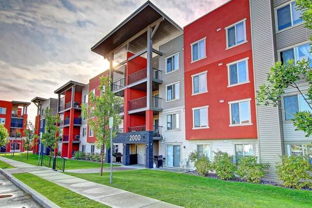 403 Mackenzie Way SW #2213, Airdrie, AB T4B 3V7 (#C4269916) :: Redline Real Estate Group Inc