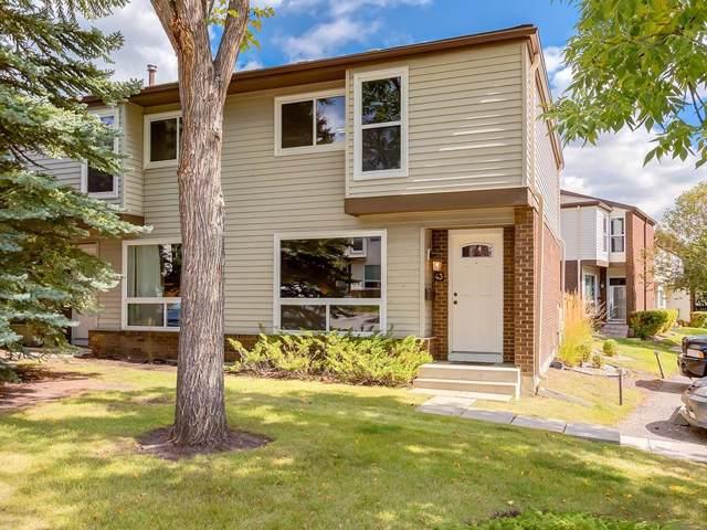 5625 Silverdale Drive NW #43, Calgary, AB T3B 4N5 (#C4269936) :: Redline Real Estate Group Inc