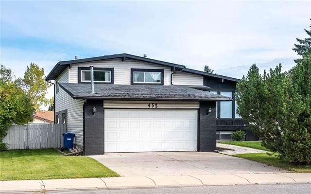 452 Bracewood Crescent SW, Calgary, AB T2W 3B8 (#C4269943) :: Calgary Homefinders