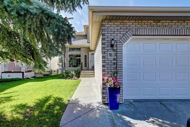 91 Citadel Park NW, Calgary, AB T3G 3Y1 (#C4269944) :: Redline Real Estate Group Inc