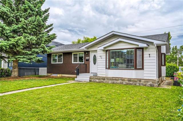 4728 Nipawin Crescent NW, Calgary, AB T2K 2H9 (#C4269950) :: Redline Real Estate Group Inc